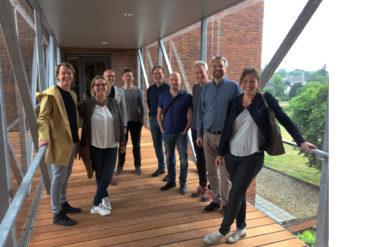 BNA-XS excursie naar Apeldoorn en Deventer