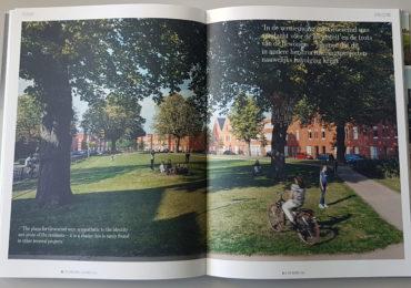 Publicatie woningen Groeseind in jaarboek Landschapsarchitectuur en Stedenbouw 2018
