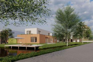 Voorwinde architecten adviseert studio AAAN bij indiening voor project Architect aan Zet.